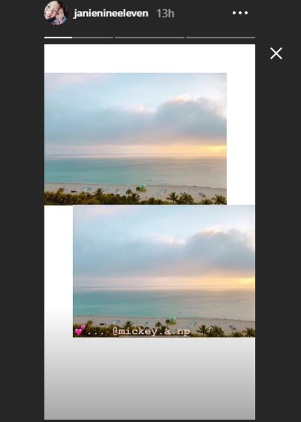 ส่องภาพฮันนีมูน เจนี่ – มิกกี้ หนีไปเที่ยวทะเลด้วยกัน หวานทุกเม็ด ซาบซึ้งทุกหยด