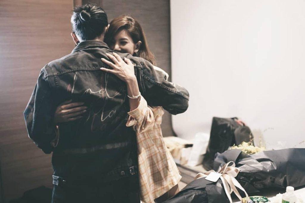สุดแฮปปี้ ก้อย รัชวิน รักที่ลงตัว พี่ตูน ไม่ค่อยแสดงออก แต่เข้าใจความรู้สึกกันและกัน