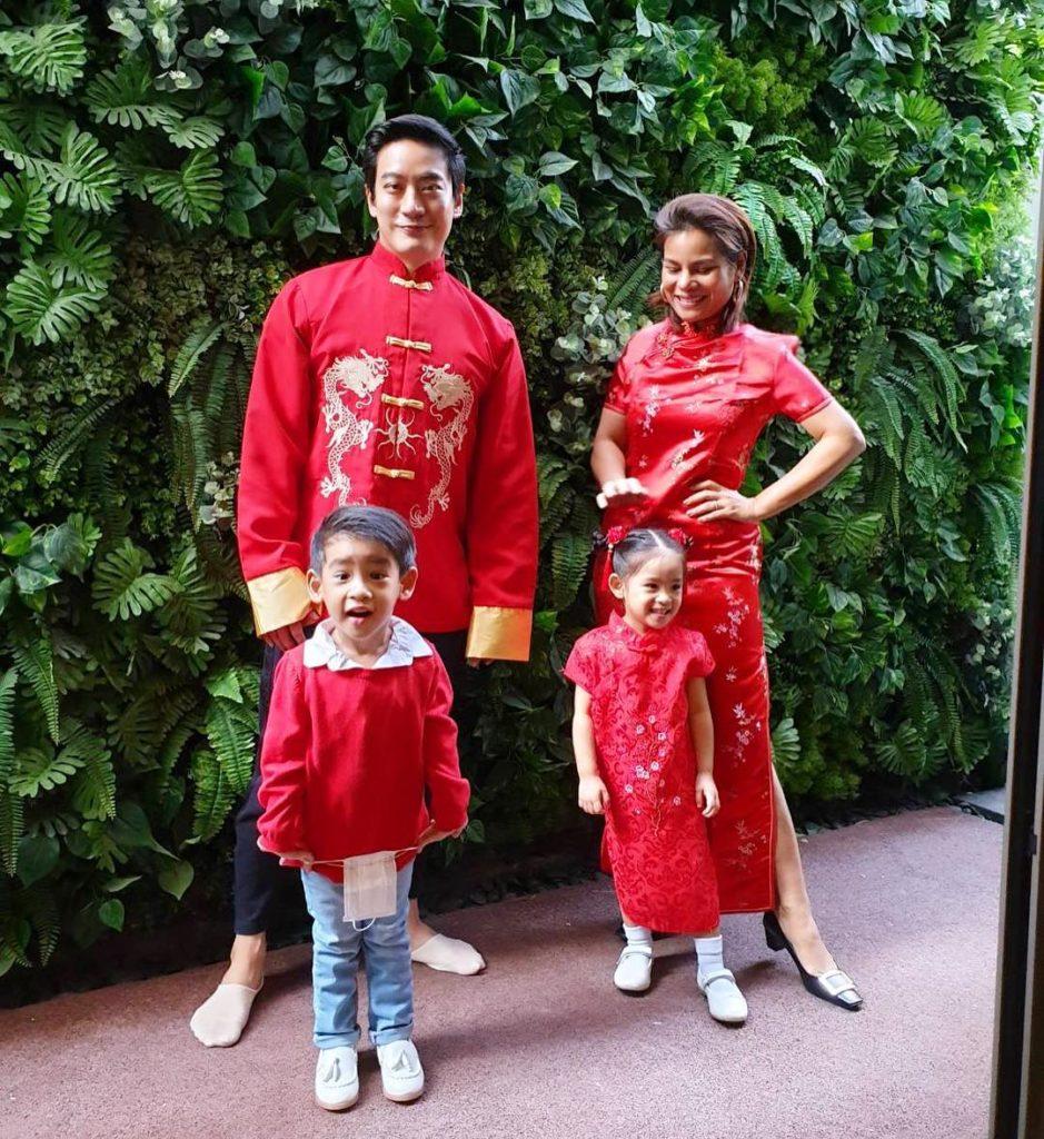 สุดครื้นเครงครอบครัวอารยะสกุล แจกอั่งเปาต้อนรับเทศกาลตรุษจีน!!!