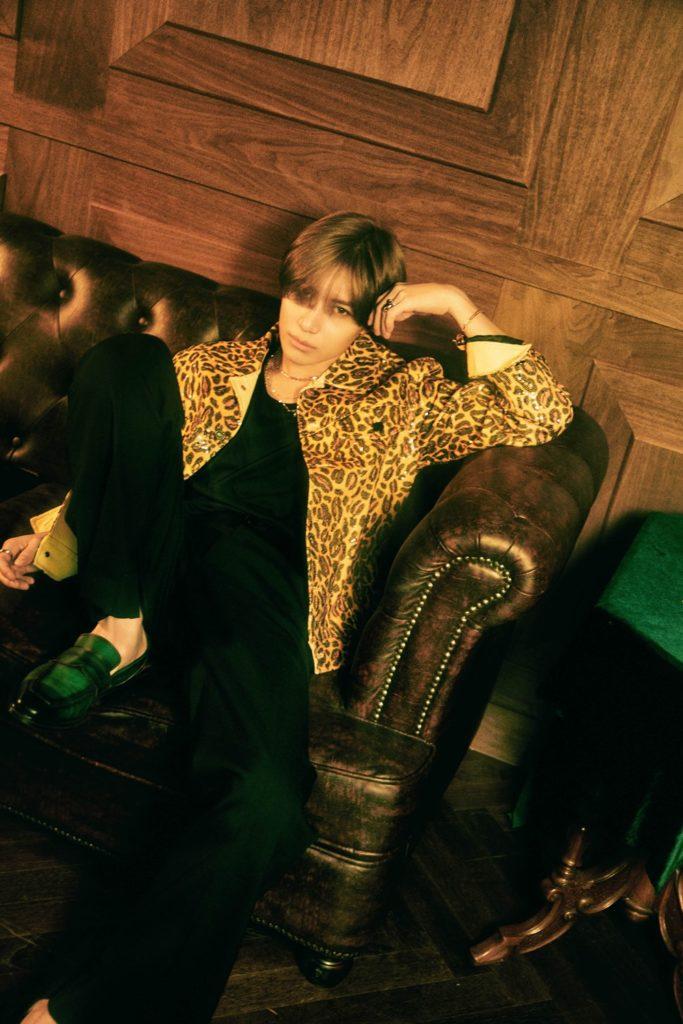 สุดยอดศิลปินชายแห่งเค-ป๊อป 'TAEMIN'  คัมแบ็คเผยเสน่ห์สุดเย้ายวนในเพลงใหม่ 'WANT' จากมินิอัลบั้มชุดที่ 2!