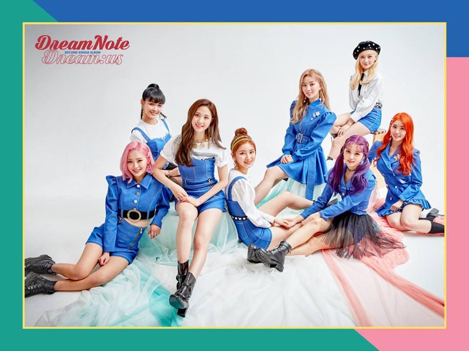 """DREAMNOTE"" ปล่อยซิงเกิลอัลบั้มชุดที่ 2 Dream:us พร้อมส่งคลิปสุดพิเศษมาอ้อนแฟนๆ ชาวไทย"