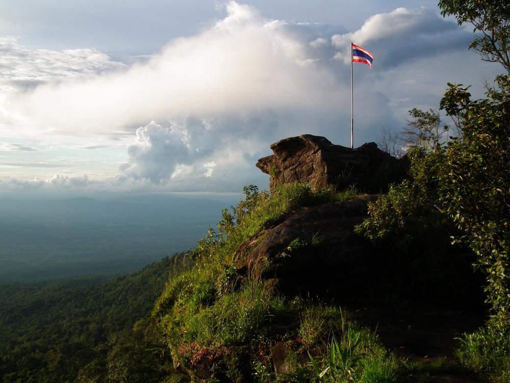 พากันเที่ยว อุทยานแห่งชาติภูหินร่องกล้า