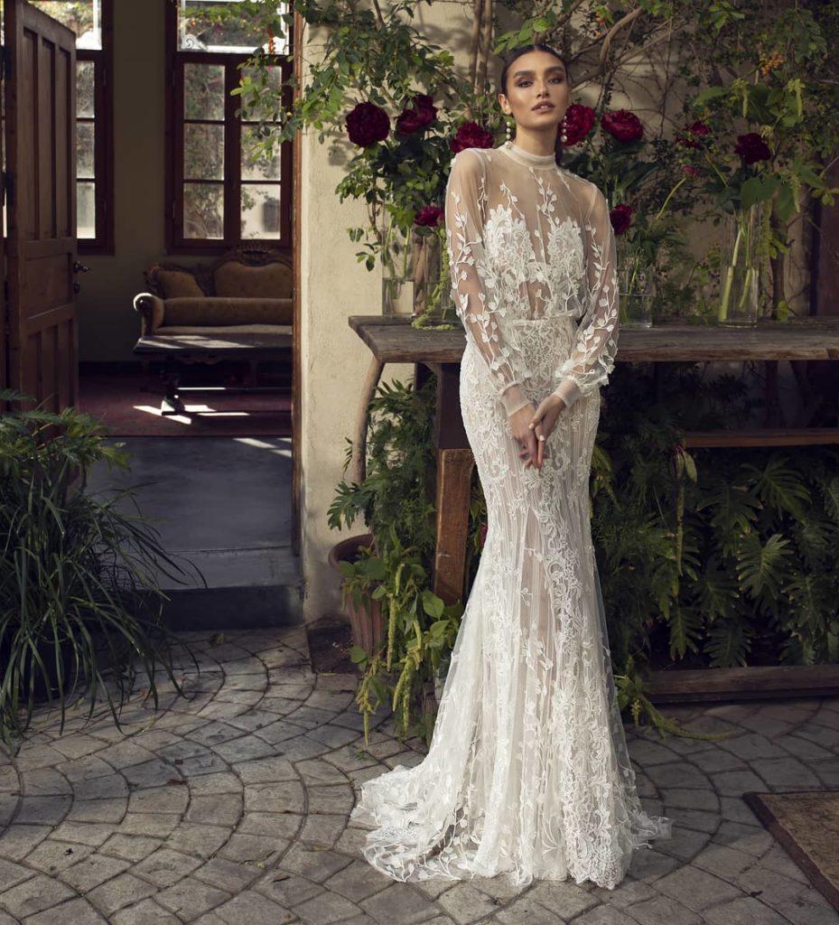 15 ชุดแต่งงาน ลุคสวยสง่างาม เริ่ดหรู งดงามดั่งเพชร เหมาะกับสาวๆยุคใหม่ 2019