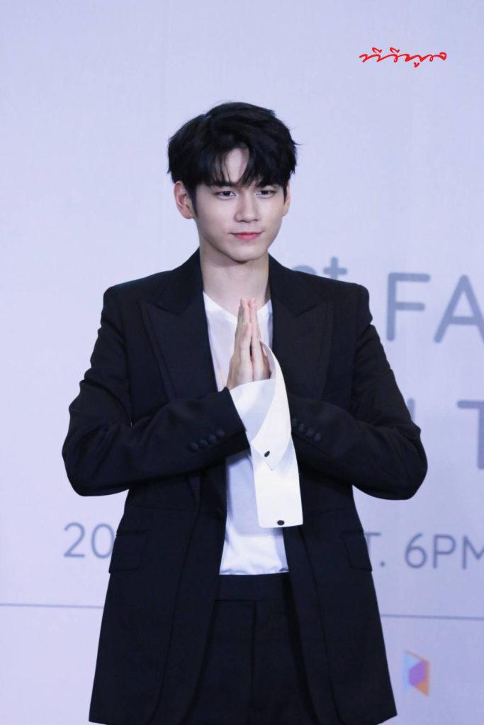 'องซองอู'  หยอดคำหวานก่อนเจอแฟนๆในแฟนมีตติ้งครั้งแรกในไทย  'ONG SEONG WU 1st Fan meeting in Thailand '