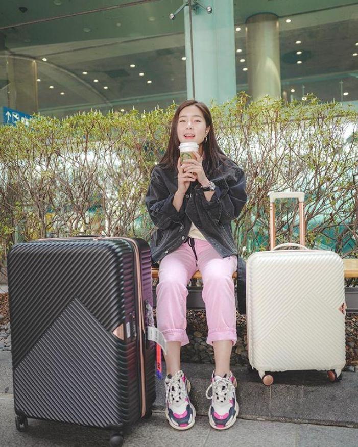 อินเลิฟสุดๆ ฮั่น ควง จียอน เที่ยวเกาหลี ประกาศสถานะชัดเจน เป็นแฟนกันนะคะ