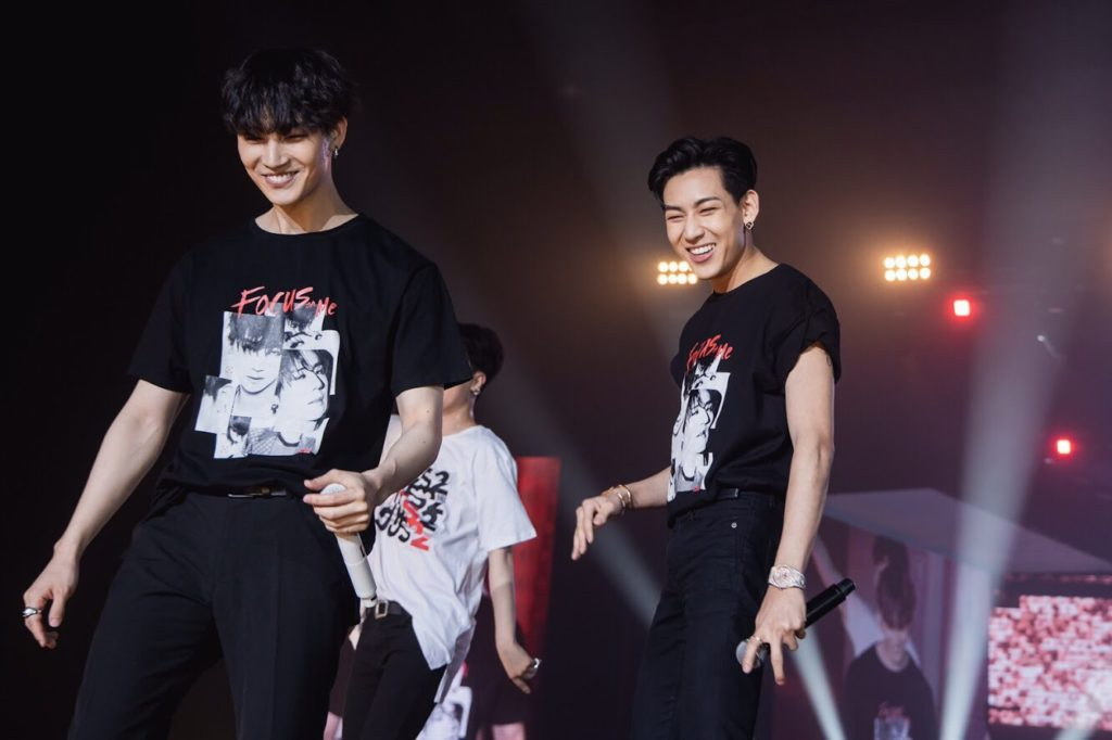 """4NOLOGUE"" จัดให้ฟินเหนือระดับ  ใน Jus2  PREMIERE SHOWCASE TOUR in BANGKOK"
