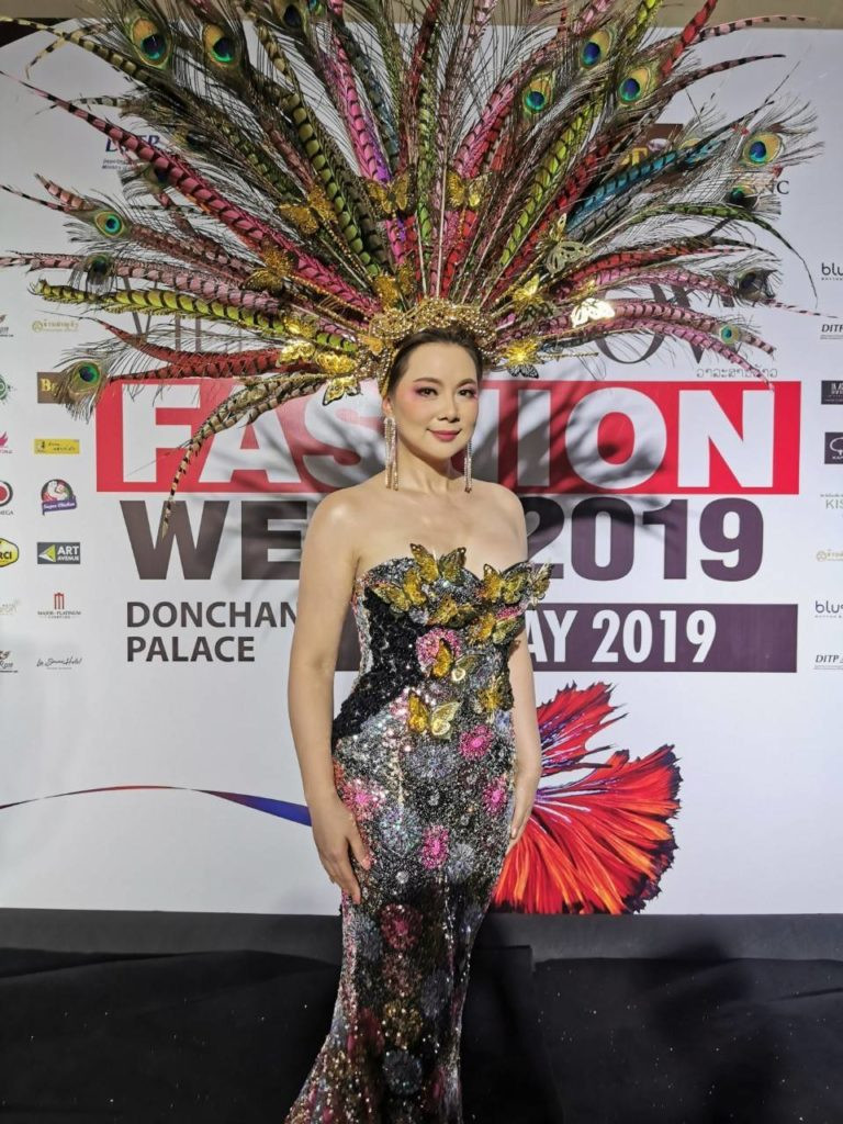 7 ดีไซเนอร์ไทย ตัวแทนร่วมงานแฟชั่นโชว์ ประชัน 8 ดีไซเนอร์ สปป.ลาว  ปลุกกระแสธุรกิจแฟชั่น VIENTIANE WOW FASHION WEEK '2019