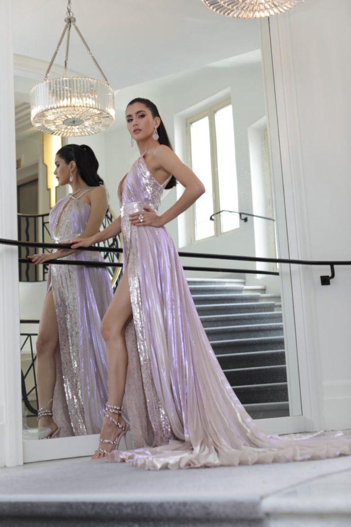 เปิดฉายาสวยสังหาร ปู ไปรยา ล่าสุดกับลุค 2 สุดเปรี้ยวพรมแดงคานส์ 2019