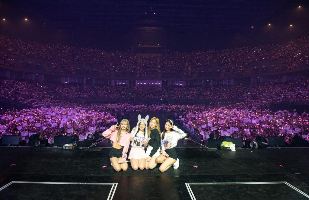 SOLD OUT แบบสวยๆ 3 รอบ กับ 2019 WORLD TOUR BLACKPINK 'IN YOUR AREA' [BANGKOK : ENCORE] สร้างประวัติศาสตร์ขายบัตร 3 หมื่นกว่าใบหมดเกลี้ยง