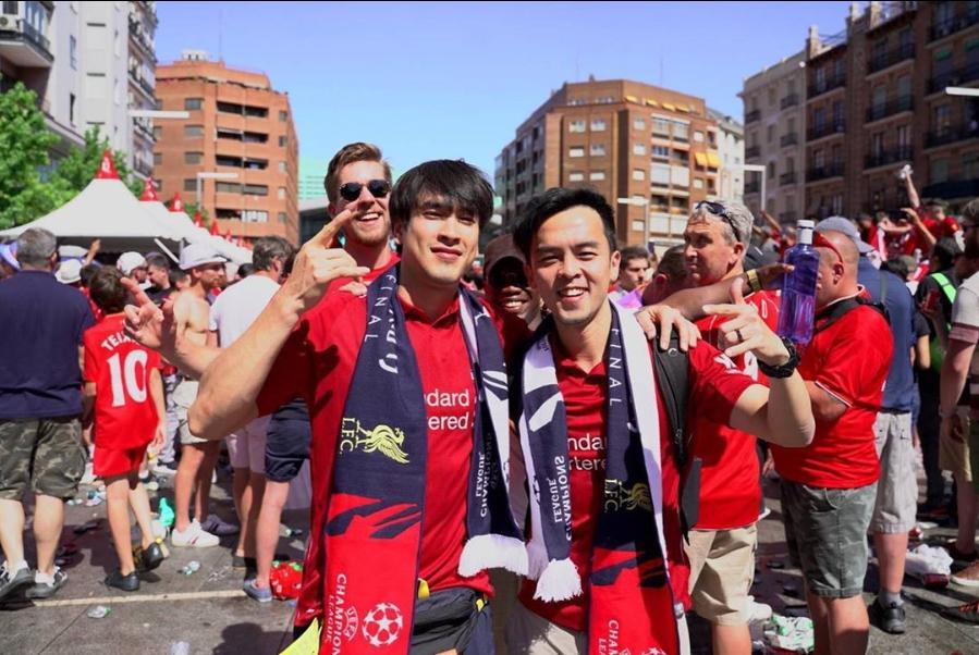 ไปไม่เสียเที่ยว ณเดชน์ แฟนหงส์บินดูบอลเชียร์สุดใจถึงสเปน!!