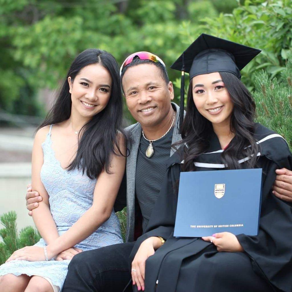 เปิดหน้าลูกสาวคนเก่ง ไมค์ ภิรมย์พร ความภูมิใจของพ่อ!!