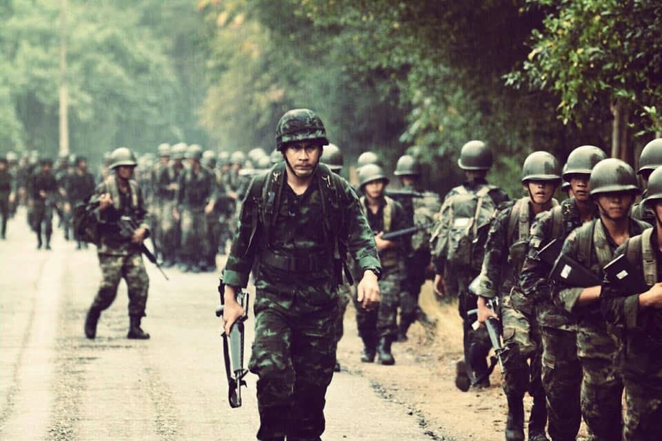 โซเชียลแห่อาลัย ครูทหารฝึกนักเรียนนายสิบ แย่งระเบิดจากมือลูกศิษย์ทำให้เสียชีวิต