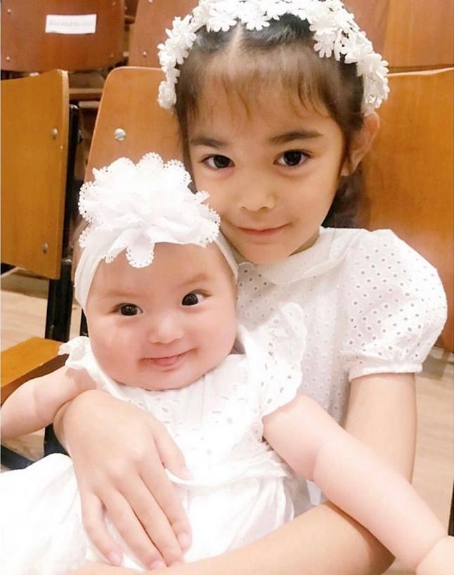 สวยเก่ง!! น้องลียา ลูกสาว ธัญญ่า ปัจจุบันพูดได้กว่า 5 ภาษา!!