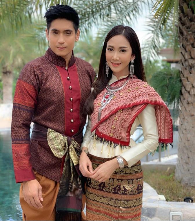 ยุ้ย จีรนันท์ จัดเต็มชุดไทย หน้าไทยๆสไตล์ไทยต้องยกให้นาง!!