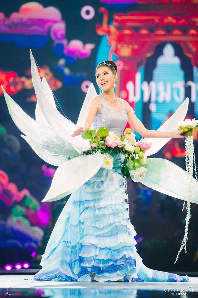 บอกเลยว่าเด็ด ! เปิดคอสตูมสุดอลังการ รอบชุดประจำชาติ Miss Grand Thailand 2019