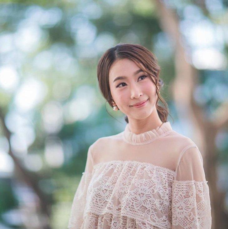 แฟนดาราสาวช่อง 7 ลบรูปเกลี้ยงไอจี