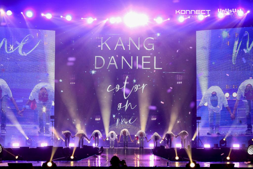 """'KANG DANIEL FAN MEETING: COLOR ON ME IN BANGKOK'  ของขวัญจาก """"คัง แดเนียล"""" สู่ """"ดานิตี้ไทย"""" รอยยิ้ม ความสุข ที่คุ้มค่าต่อการรอคอย"""