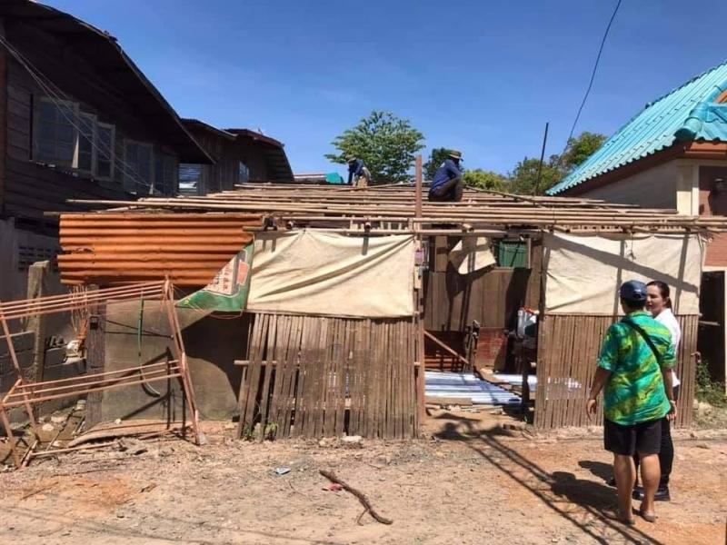 อั้ม อธิชาติ ยังไม่ยอมจบภารกิจ ช่วยพี่น้องน้ำท่วมอุบลฯ