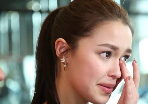 แพทริเซีย น้ำตาเช็ดหัวเข่า หลังพีช พชร ยอมรับกลับไปคุยกับอดีตคนรัก นท เดอะสตาร์