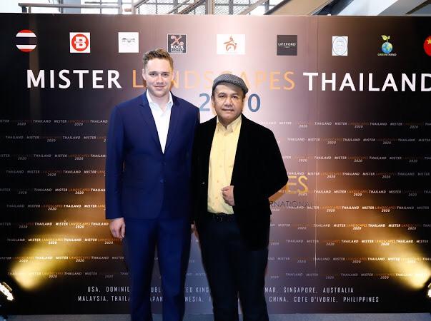 """เปิดซิงเวทีหนุ่มหล่อ """"Mister Landscapes Thailand 2020"""" กับการเตรียมเก็บตัว เขาใหญ่ต้องหนาวสะท้าน กับชุดว่ายน้ำต้านลมหนาว พร้อมคอนเซ็ปท์เป็นมิตรกับสิ่งแวดล้อม  พาหนุ่มๆหล่อไปเก็บตัวที เดอะบลูม เขาใหญ่ รับรองงานนี้ ภูเขาต้องสะท่าน ป่าไม้ต้องสะเทือน"""