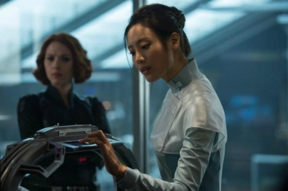 """สละโสดแล้วจ้า! """"คลอเดีย คิม"""" หรือ """"ดร.โช"""" คนสวยแห่ง Avengers เข้าพิธีวิวาห์กับหนุ่มนอกวงการ"""