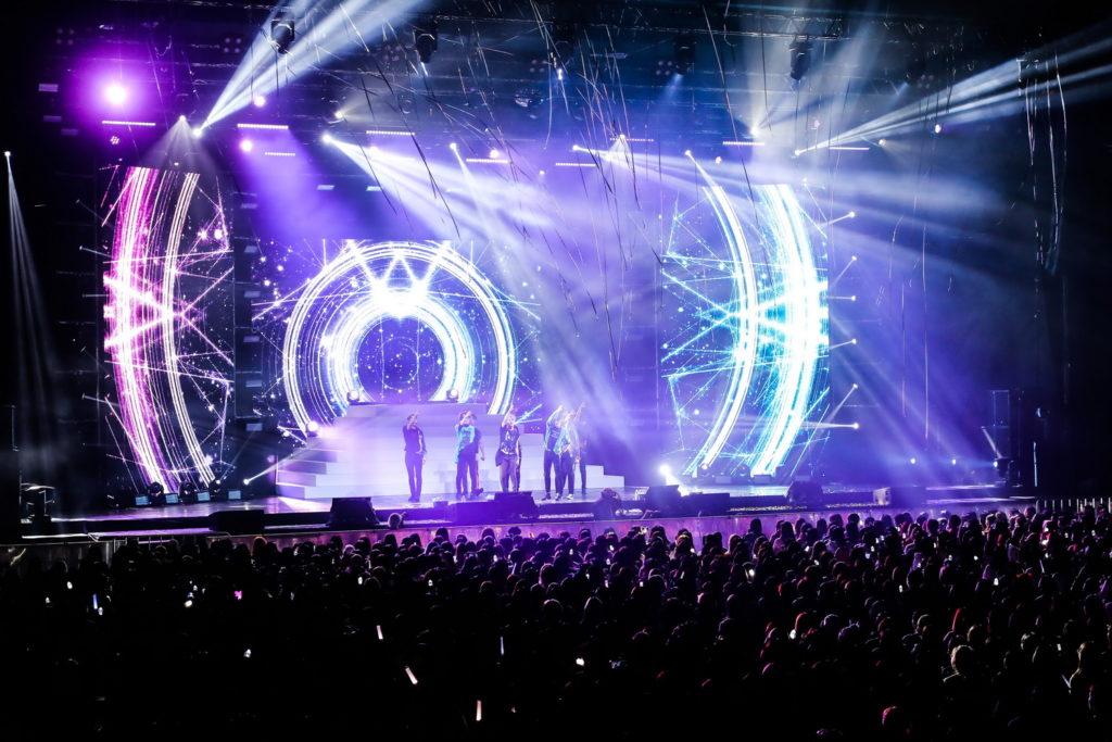 เอสเอฟไนน์…พาไทยแฟนตาซีพุ่งสู่อวกาศ      ฟินสุดเหวี่ยงไปกับคอนเสิร์ตสุดพิเศษ