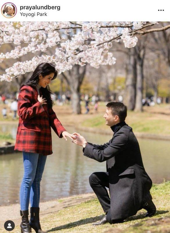ปู ไปรยา ไม่สวมแหวนขอแต่งงานของ แมทธิวแล้ว