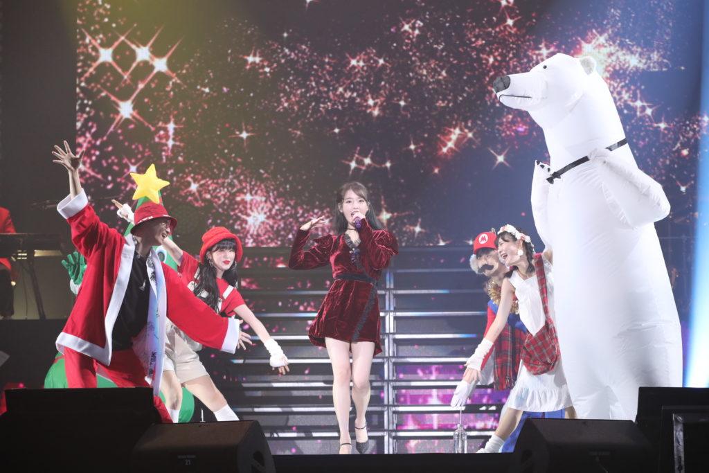 """""""ไอยู"""" สวมมาด """"แซนตี้"""" เสกความสุข 3 ชั่วโมงเต็ม ใน 2019 IU Tour Concert  In Bangkok """"ไทยยูแอนา"""" ฟินเบอร์แรง!!"""
