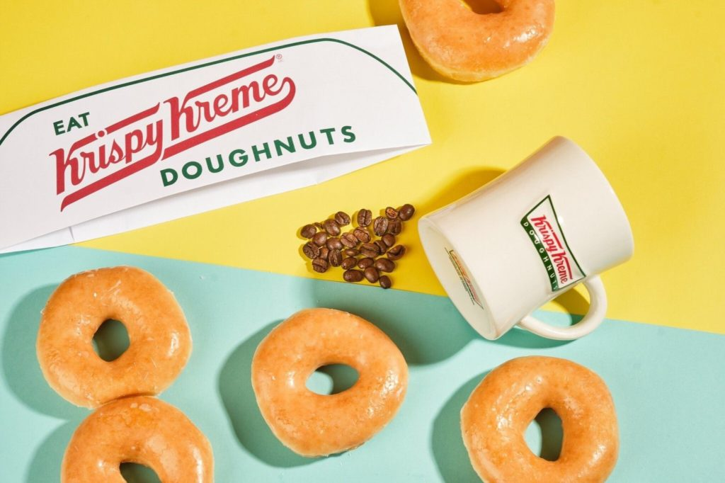 Krispy Kreme ส่งความอร่อยถึงหน้าบ้าน ผ่านช่องทางเดลิเวอรี่