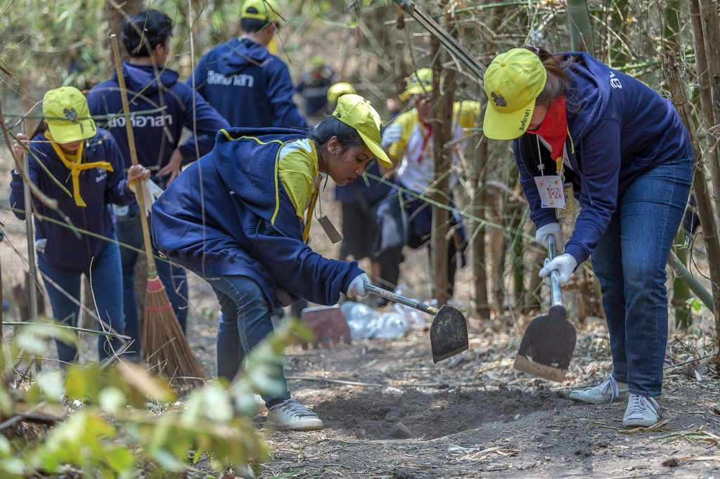 """บุญรอดฯ ห่วงปัญหาปากท้อง เร่งจ้างงาน-สร้างอาชีพ  ผ่านโครงการ """"สิงห์อาสา"""" ทั่วประเทศ เริ่มทันที ภารกิจไฟป่า ภัยแล้ง น้ำท่วม"""