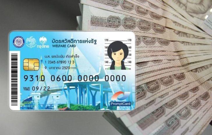 อย่าพลาด!  7 สิทธิพิเศษ บัตรสวัสดิการแห่งรัฐ เดือนกรกฎาคม 2563