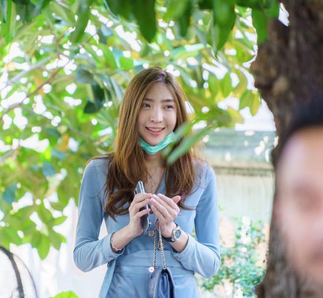 หนุ่มไทย หอบเงิน100ล้านวอน แปลงโฉมเป็น สาวสวย
