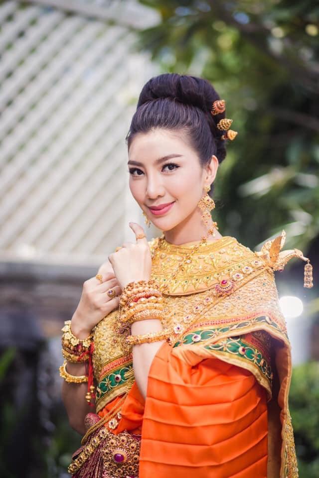 หมิง-ศิชดา ภาจิตรภิรมย์ นางงามไทยมงกุฎระดับโลก
