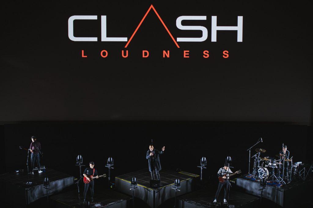 """""""CLASH"""" จัดใหญ่กลางใจเมือง!! เปิดอัลบั้มใหม่ """"LOUDNESS"""""""