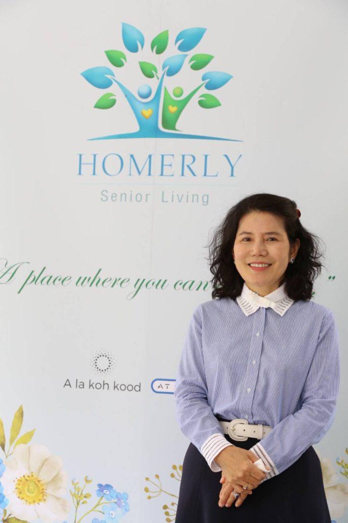 เปิดโครงการอย่างเป็นทางการแล้ว Homerly Senior Living International Pattaya ศูนย์ดูแลผู้สูงอายุเมืองพัทยา