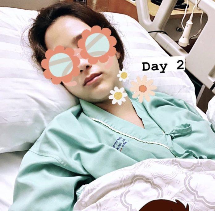 อัพเดตอาการ! แม็กกี้ อาภา เชื้อลามขึ้นเยื่อหุ้มสมอง พบเชื้อ223ตัว!