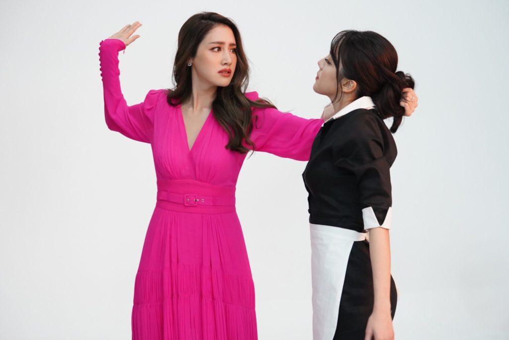 ซีรีส์ เมียหลวง2021 ตั๊ก-นิว-พิม เตรียมฟาด!!