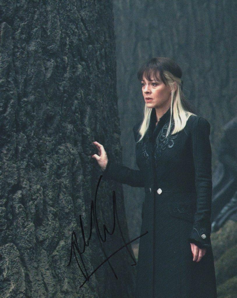 Helen McCrory นักแสดงผู้รับบท นาร์ซิสซา มัลฟอย จากหนัง  Harry Potter เสียชีวิตแล้วด้วยโรคมะเร็ง