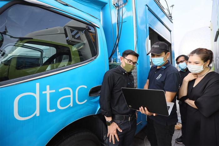ดีแทคลุยสนับสนุนอินเทอร์เน็ตความเร็วสูงโรงพยาบาลสนามเมืองทองธานีรองรับ 5,200 เตียงใหญ่ที่สุดของไทย